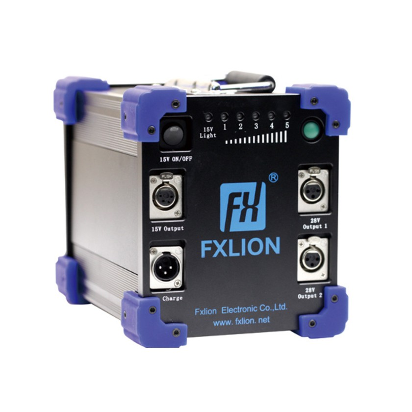 Fxlion FX-HP-7224 - Batterie Li-ion à très haute capacité 620 Wh
