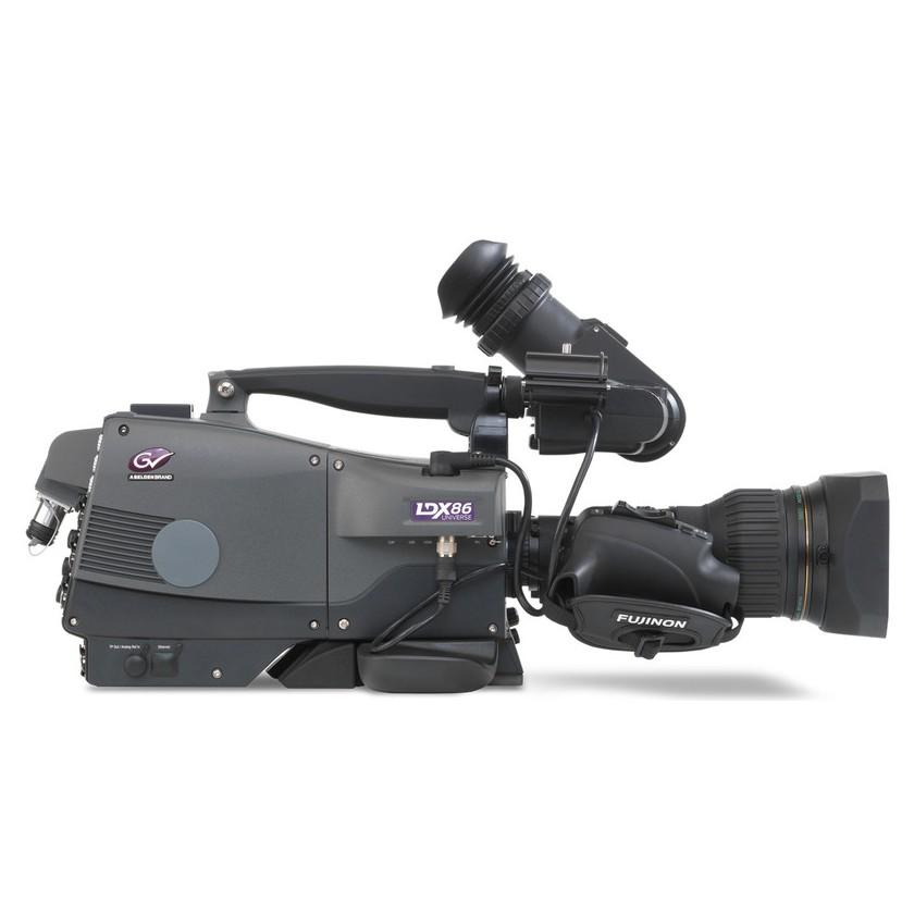"Grass Valley LDX 86 Universe - Caméra plateau broadcast 2/3"" haute vitesse commutable 4K UHD/HD"