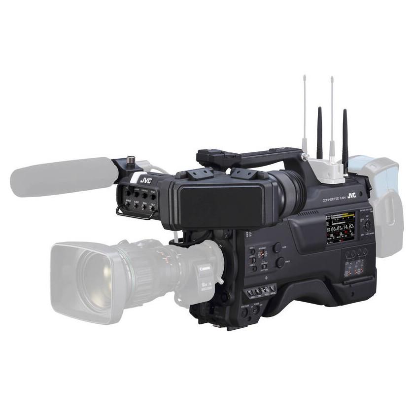 JVC GY-HC900CHE, caméscope d'épaule full hd streaming IP