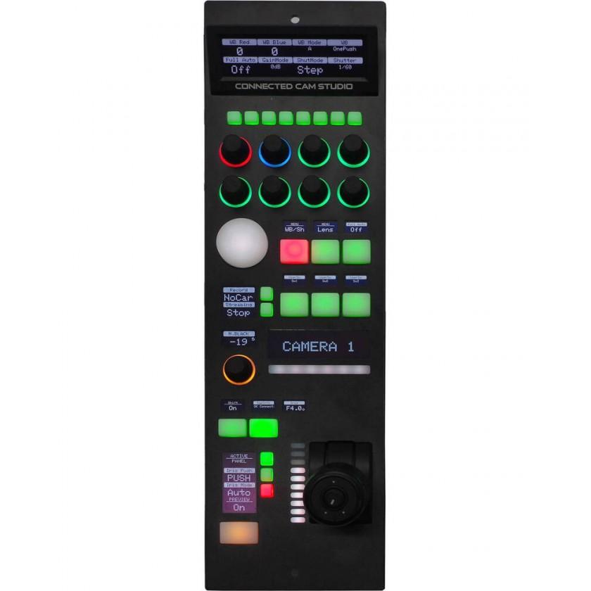 JVC RM-LP250S, panneau de commande IP pour caméscope GY-HC500 & GY-HC900