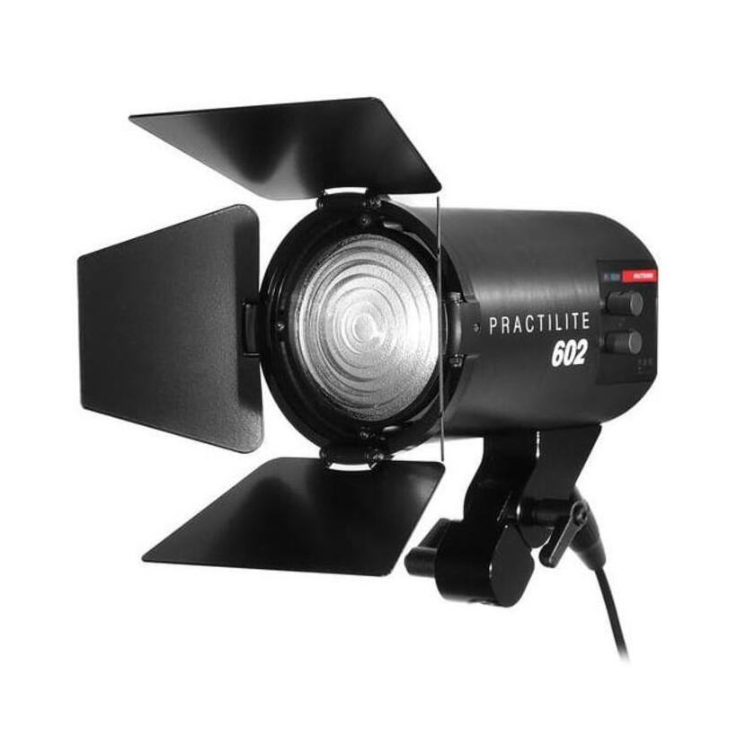 Kinotehnik, Practilite 602 - Projecteur LED COB bicolore 3000 à 6000K avec lentille Fresnel