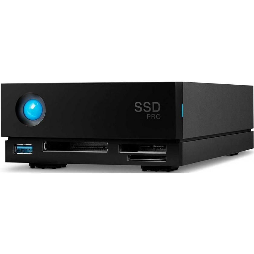 Lacie 1big Dock SSD PRO - Dock pour disque SSD externe 4 To