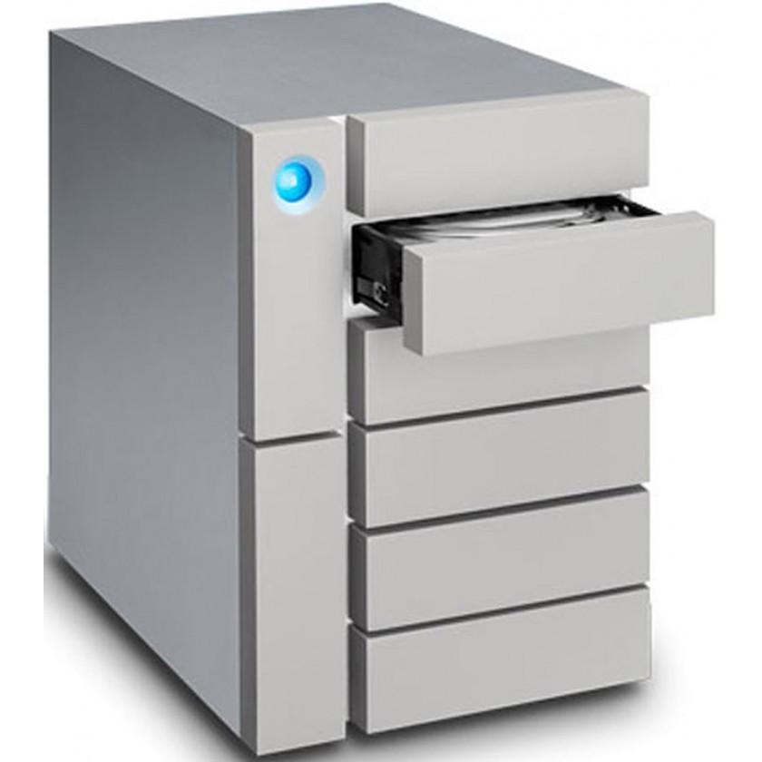 Lacie 6big thunderbolt 3 24 To - Dock pour 6 disques durs RAID d'une capacité de 24 To