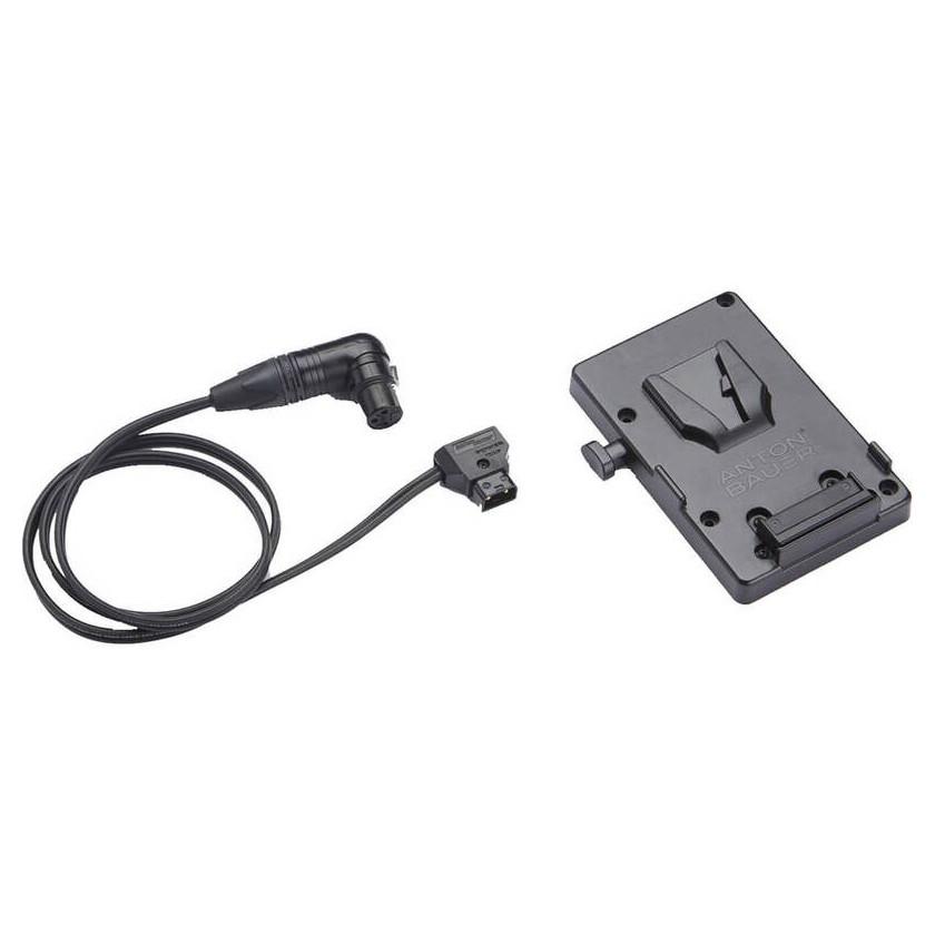 Support de batterie V-Mount pour panneau led litepanels Astra 1x1