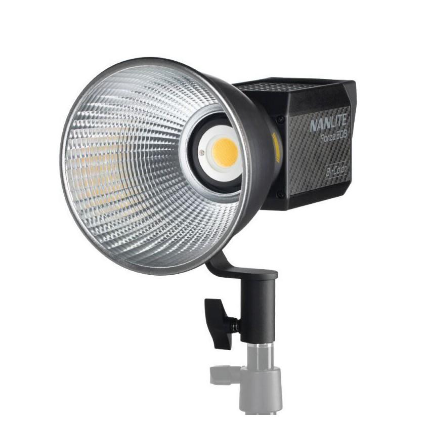 Nanlite Forza 60B - Projecteur LED COB 60 W bicolore 2700 à 6500 K