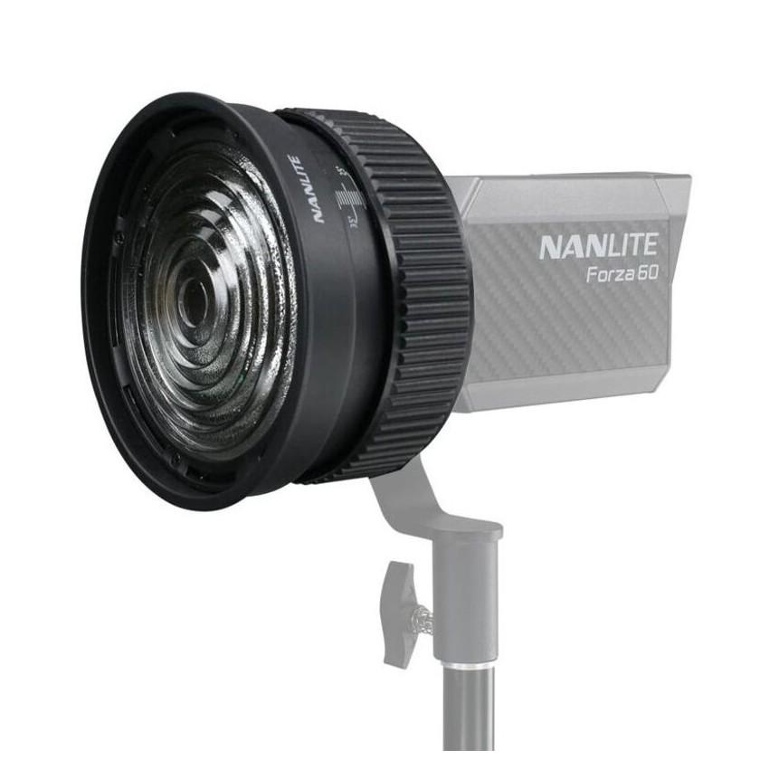 Nanlite FL-11 - Lentille de Fresnel pour projecteur LED Forza 60