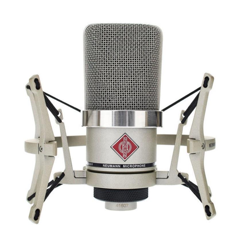 Neumann TLM 102 Studio Set, micro studio avec suspension