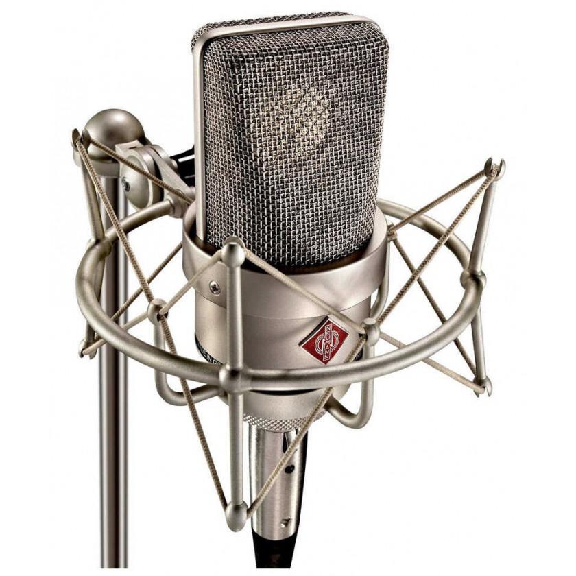 Neumann TLM 103 Studio Set - Micro de studio cardioïde avec suspension