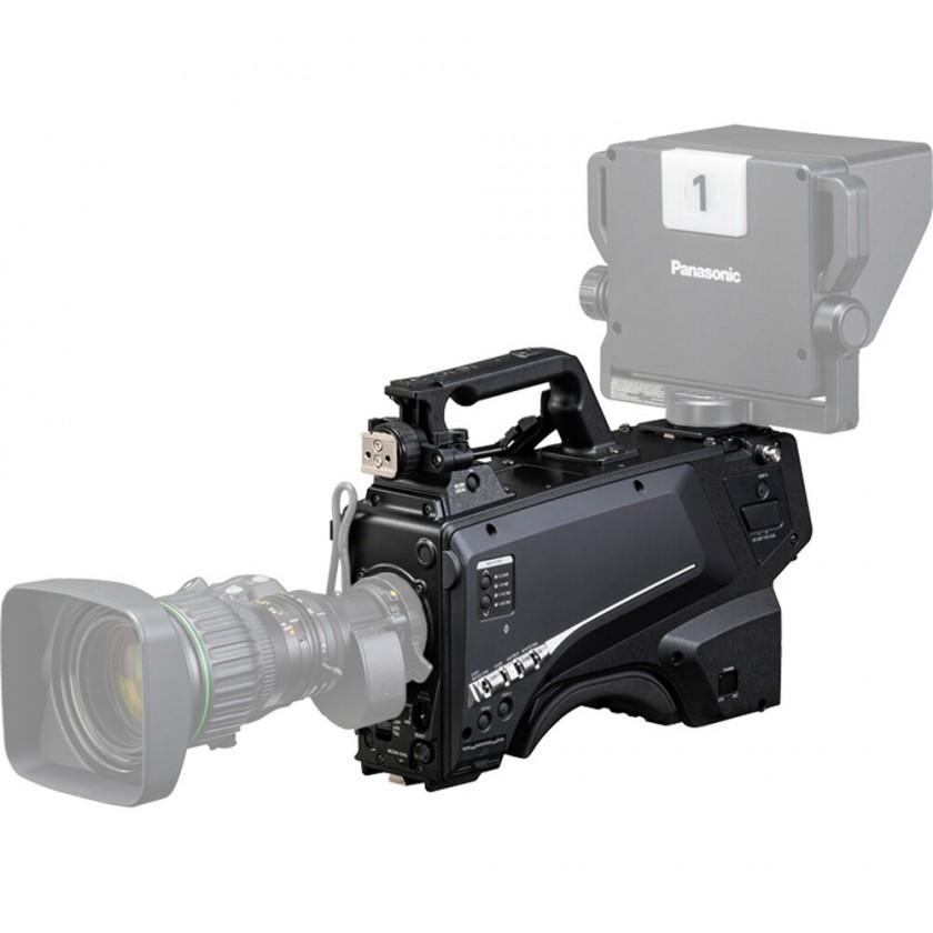 Panasonic AK-HC3900GSJ, caméra plateau de production HD HDR multiformats avec liaison fibre