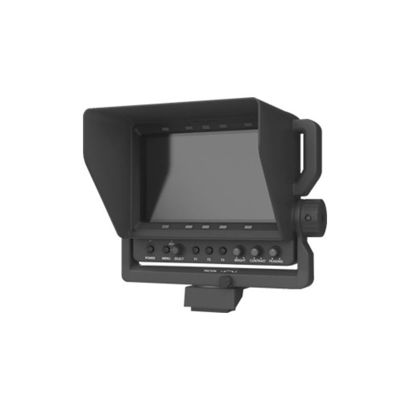 """Panasonic AK-HVF75GJ - Viseur couleur 7"""" pour caméra plateau avec grand angle de vue"""