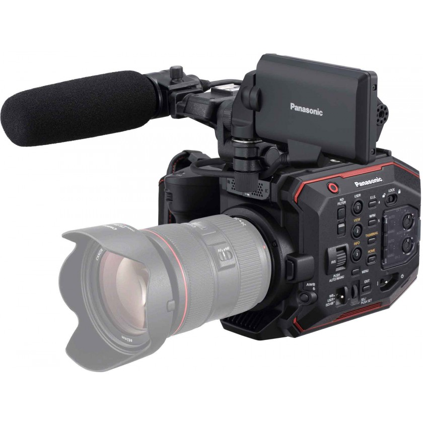 Panasonic AU-EVA1 - Caméscope cinéma super 35mm d'occasion