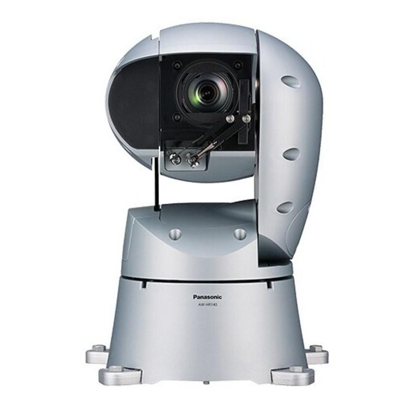 Panasonic AW-HR140 - Caméra tourelle PTZ Full HD 3G-SDI & IP pour tournage vidéo extérieur