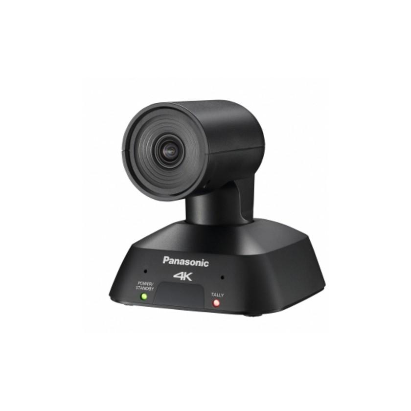 Panasonic AW-UE4K - Caméra tourelle PTZ 4K de couleur noire pour le streaming IP