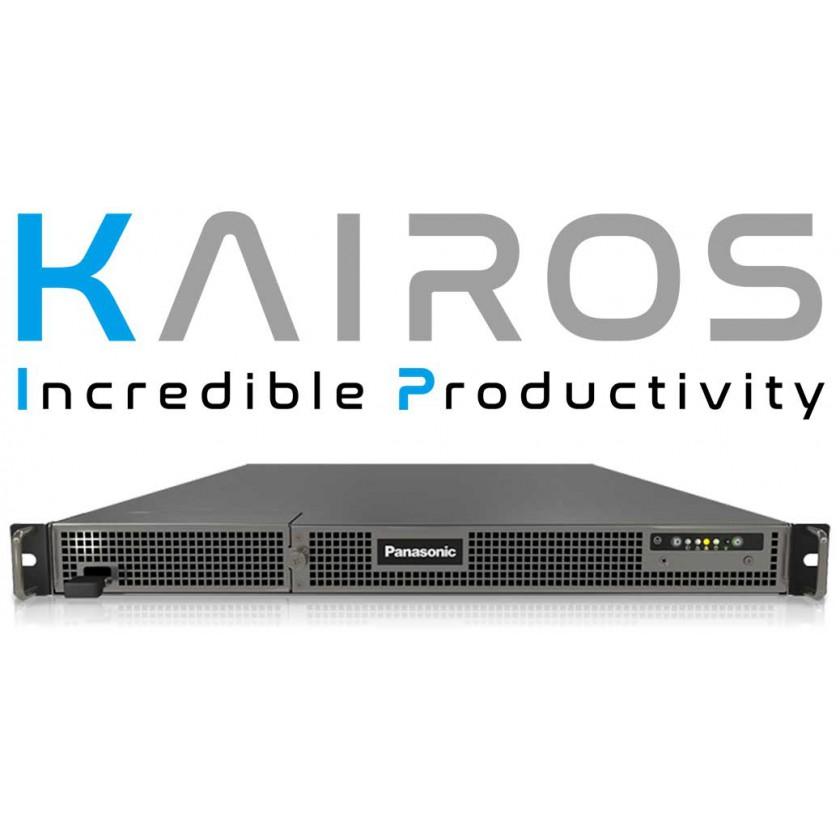 Panasonic Kairos AT-KC100 Core 10 - Plateforme de production vidéo en direct