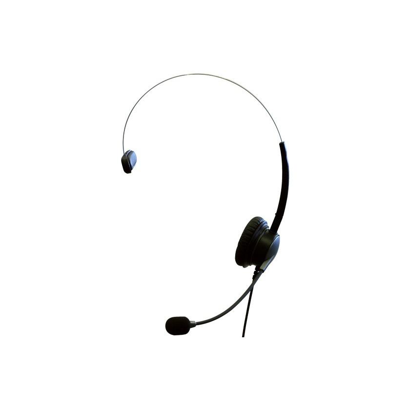 Riedel AIR - Casque audio mono oreille avec micro pour intercom HF Bolero