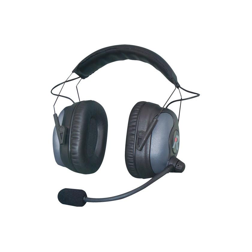 Riedel MAX-D2 - Casque micro à haut niveau d'atténuation