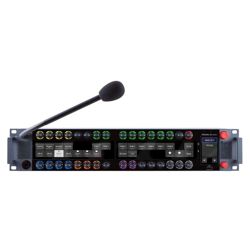 Riedel RSP-1232HL - Panneau de contrôle avancé de nouvelle génération avec 32 clés