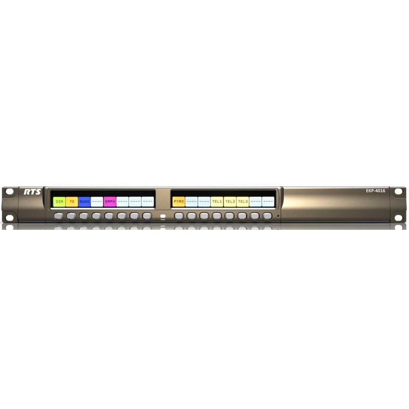 RTS EKP-4016PB - Panneau commande 16 clés