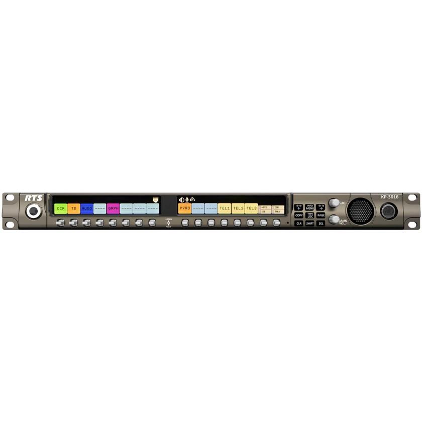 RTS KP-3016A - Panneau de commande pour matrice intercom