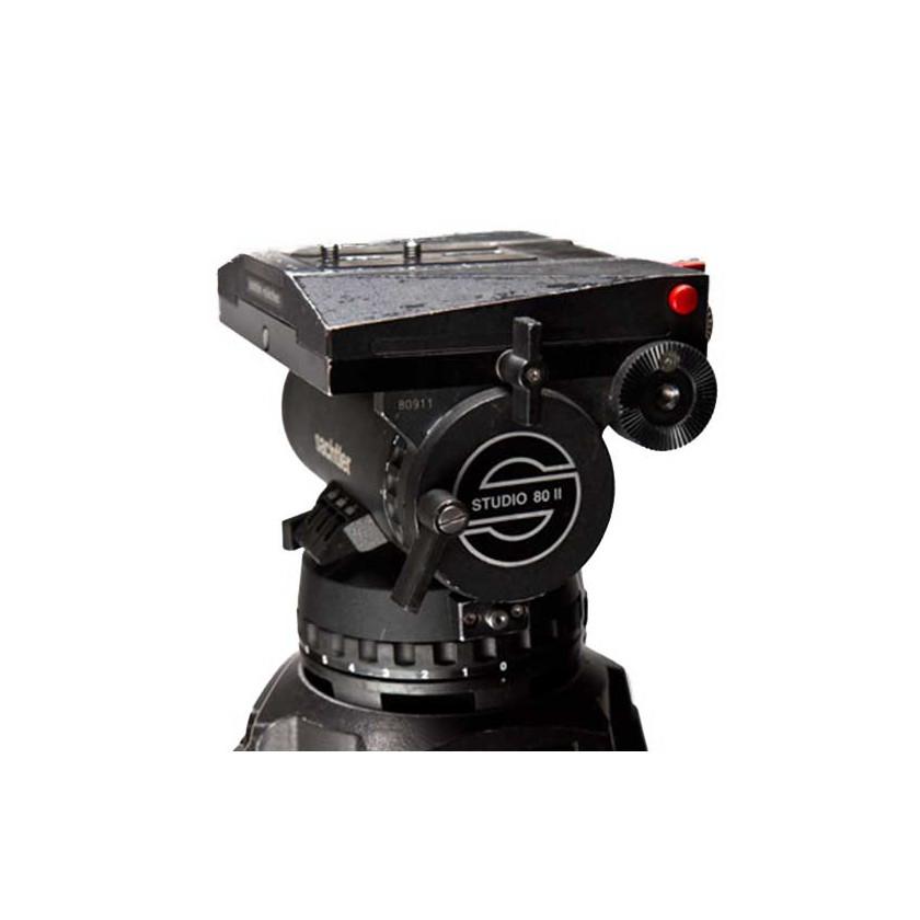 Sachtler Video 80 II, Tête fluide video EFP