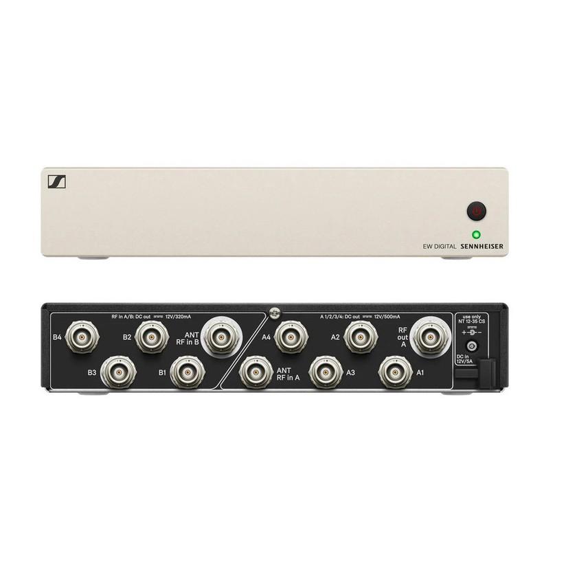 Sennheiser EW-D ASA - Répartiteur d'antenne 4 voies pour récepteur sans fil EW-D EM (470 à 694 MHz)