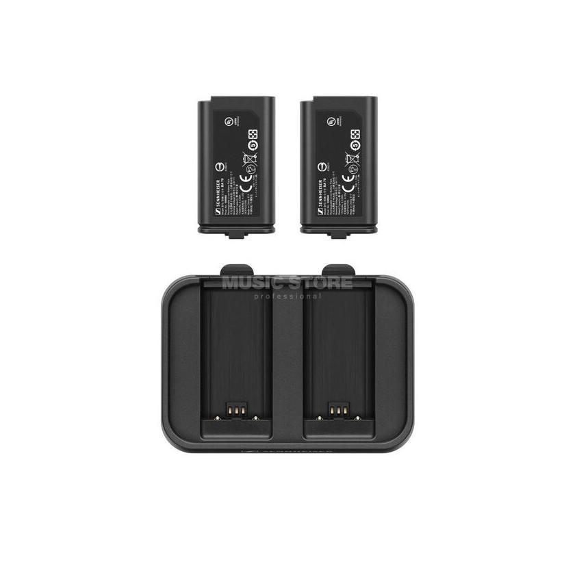 Sennheiser EW-D Charging Set - Chargeur de batterie pour les émetteurs EW-D SK & EW-D SKM-S