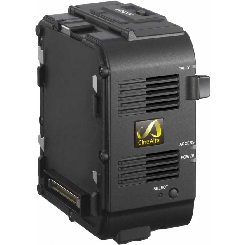 Sony AXS-R5 - Enregistreur externe pour caméras Sony PMW-F5, PMW-F55