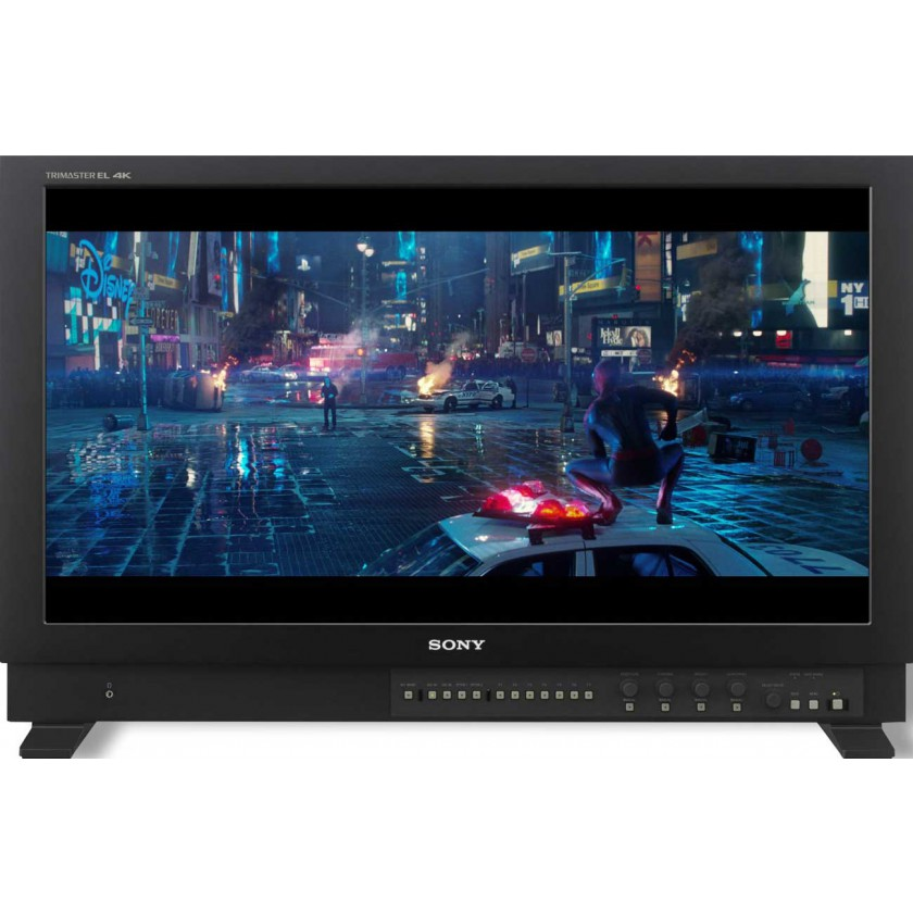 "Sony BVM-X300 V2 - Moniteur broadcast de production vidéo OLED 4K HDR 30"""