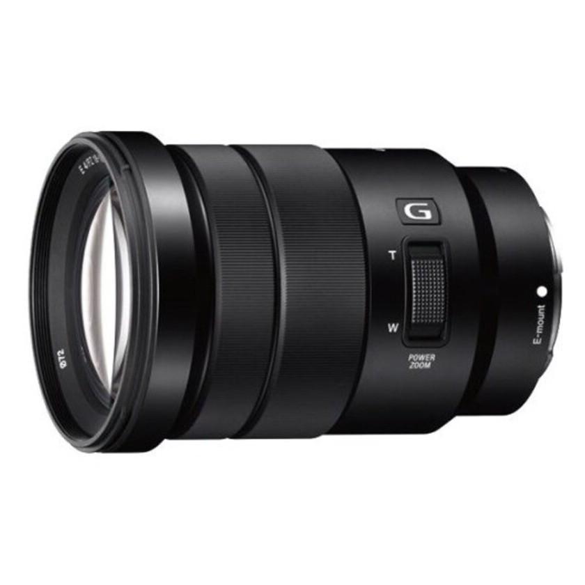 Sony E PZ 18-105 mm F4 G OSS - SELP18105G - Objectif zoom motorisé 6x pour la vidéo & la photo