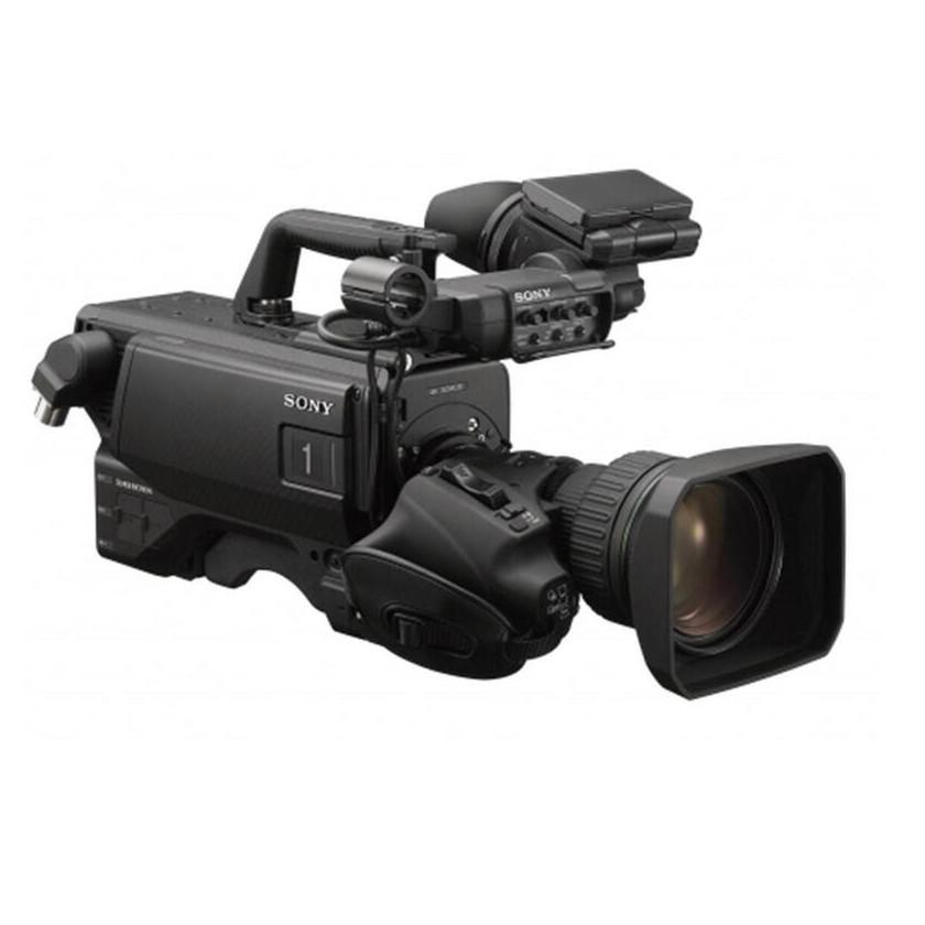 Sony HDC-5500 - Caméra plateau broadcast live multiformat 4K HDR 12G-SDI avec transmission fibre