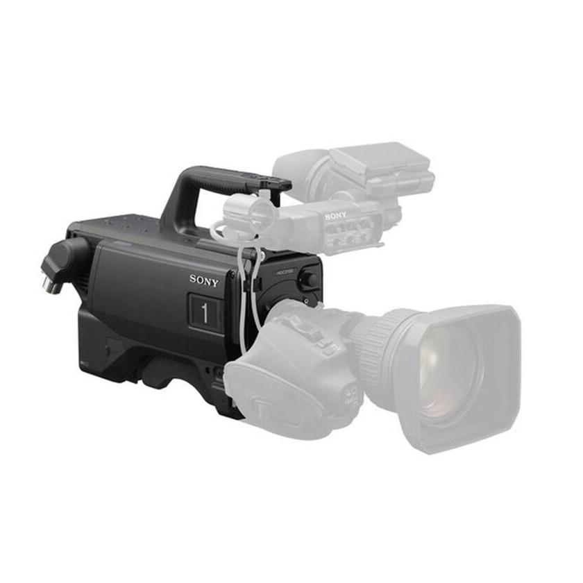 "Sony HDC-3100 - Caméra plateau Full HD 3 CMOS 2/3"" avec transmission fibre SMPTE"