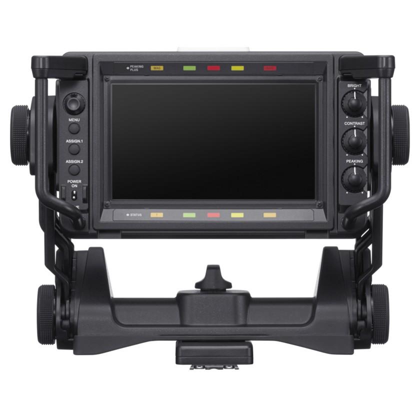 """Sony HDVF-L770 - Viseur LCD Full HD 7"""" pour caméra plateau & caméscope XDCAM"""