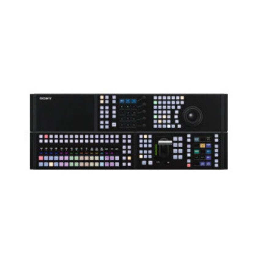 Sony ICP-X1124, panneau de contrôle 1M/E 24 boutons pour mélangeur vidéo XVS-G1