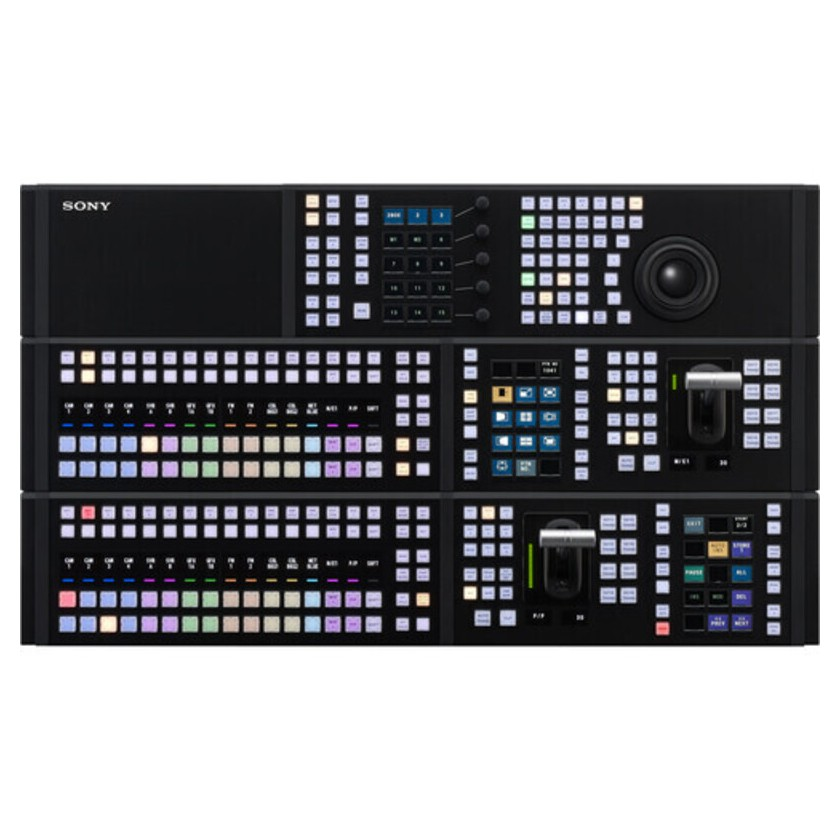 Sony ICP-X1216 - Panneau de contrôle 2M/E 16 boutons pour mélangeur vidéo XVS-G1