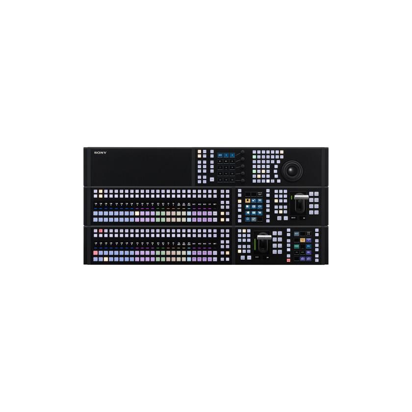 Sony ICP-X1224, panneau de contrôle 2M/E 24 boutons pour mélangeur vidéo XVS-G1