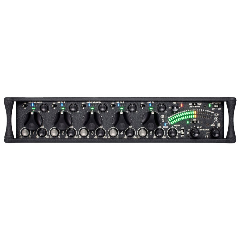 sound devices 552 mixette audio portable