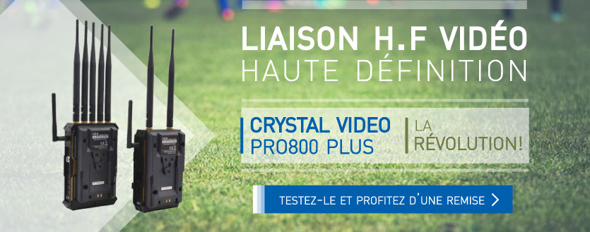 Crystal Video Pro800