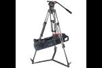 Trépied vidéo pour caméra professionnelle
